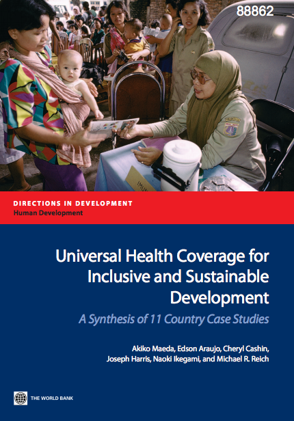 Japan-World Bank Partnership Program on Universal Health Coverage