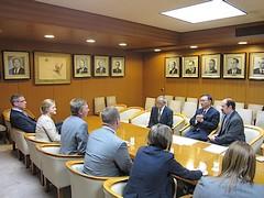 ACYPL delegation with LDP President Tanigaki